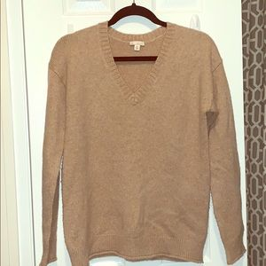 Gap wool blend sweater